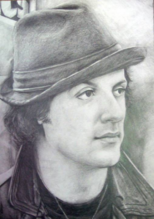 Sylvester Stallone by Gamor